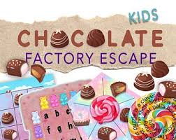 Kids Escape Room Etsy