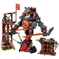 LEGO Ninjago Dawn of Iron Doom 70626 - Walmart.com - Walmart.com