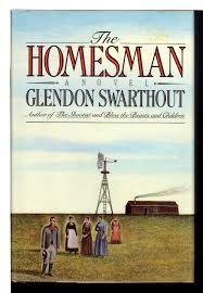 THE HOMESMAN. by Swarthout, Glendon. - bookfever.com