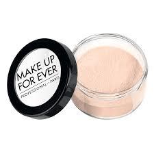 makeup forever loose powder makeup