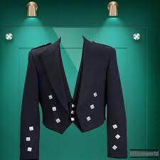 scottish prince charlie kilt jacket