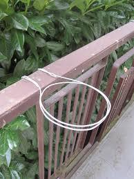 Diy Apartment Planter Pots Balcony Hanging Planter Railing Planters Hanging Planters Outdoor