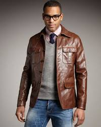 handbook for choosing leather jackets