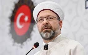 Diyanet İşleri Başkanı Ali Erbaş'tan Ayasofya açıklaması her şey ...