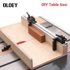 Scale Rail Miter Track Stop Limit T Track T Slot Miter Stand Chute Locator Gauge Fence Guide Retainer Diy Woodworking Table Saw Woodworking Machinery Parts Aliexpress