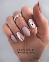 oval nail art designs and ideas in 2019
