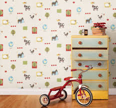 Wallpaper For Kids Rooms And Nursery Decor Ideas Brewster Home