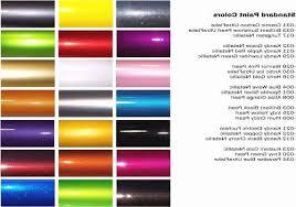 metallic ppg automotive paint color