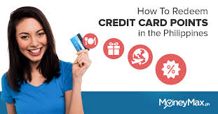 how to redeem credit card points in the