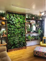 vertical gardens are the perfect small