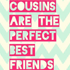 cousin is the first friends quotes upload mega quotes