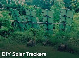 diy solar trackers altenergymag