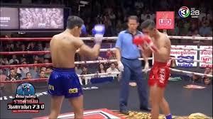 ซุปเปอร์เล็ก vs ก้าวหน้า พี.เค.แสนชัยฯ มวยไทยราชดำเนินศึกวันสถาปนา 73 ปี  เวทีราชดำเนิน (27ธ.ค.61) - YouTube