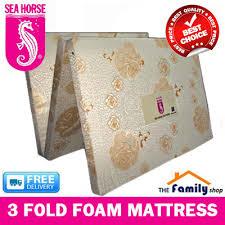 qoo10 sea horse mattress furniture