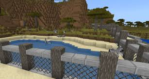 Chain Link Fence Texture Minecraft Pe Texture Packs