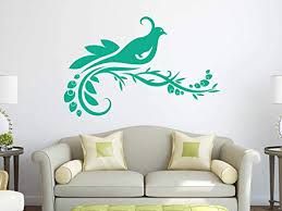 Amazon Com Elegant Bird Wall Decal Quail Vinyl Home Decor For Living Room Kitchen Family Room Bedroom Office Clubhouse Restaurant Event Center Small Large Sizes Black White Brown 25 Colors Handmade