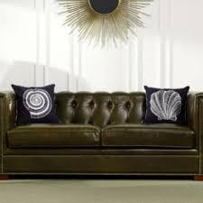 sofa set american genuine leather