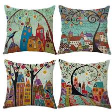Shop Throw Pillow Covers Home Decor Kids Room Cushion Cases Overstock 22320996
