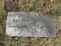 Inez Myrtle Patterson Aschan (1896-1976) - Find A Grave Memorial