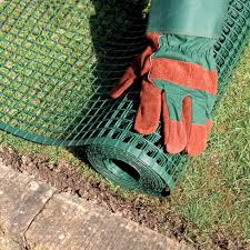 Square Mesh Plastic Garden Fence Mesh4
