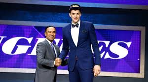 Los Angeles Lakers draft Croatian center Ivica Zubac at No. 32 ...