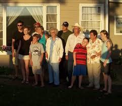 George Hamilton Family: August 2010