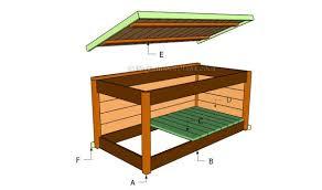 diy deck box storage diy deck