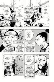 Shikamaru is Naruto's real friend : Naruto