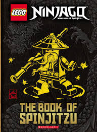 The Book of Spinjitzu (LEGO Ninjago) by Ameet Studio [book]