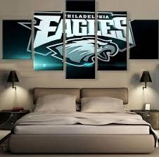 philadelphia eagles fan poster sport