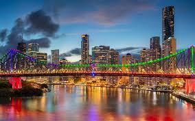 australia qld brisbane river