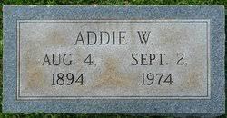 Addie Martin Edge (Williams) (1894 - 1974) - Genealogy