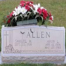 Avon Lily Simmons Allen (1924-1983) - Find A Grave Memorial