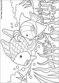 Kleurplaat Mooiste Vis Van De Zee Coloriage Poisson Coloriage