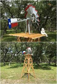 diy windmills that add charm