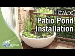 easy container water feature