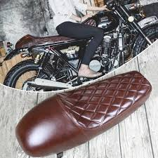 whole cafe racer seat