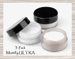 transpa matte powder for oily skin