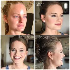 makeup transformation before and after
