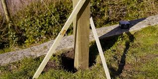 How To Install A Fence Wickes Co Uk