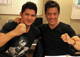"""Byron Mann on Twitter: """"Great to meet @iko_uwais and all the cast ..."""