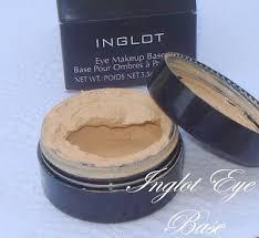 inglot eye makeup base review the