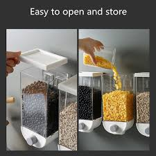 1 piece wall mounted cereals