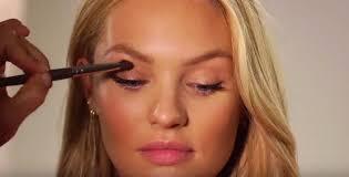 get the look victoria s secret makeup