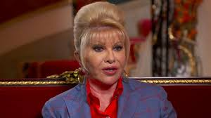 Ivana Trump says she is 'first lady' - ABC News