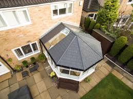 putting a roof on a conservatory roof