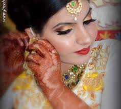 top bridal makeup artists in kashmir