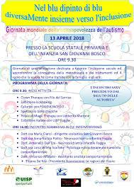 Giornata mondiale della consapevolezza dell'autismo – 13/04/2018 ...