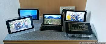 digital photo frame with wifi