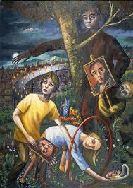 Steven Campbell   National Galleries of Scotland